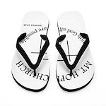 Mt. Hope Church Flip Flops
