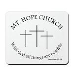 Mt. Hope Church Mousepad