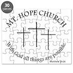 Mt. Hope Church Puzzle