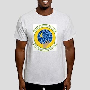 60th Logistics Ash Grey T-Shirt