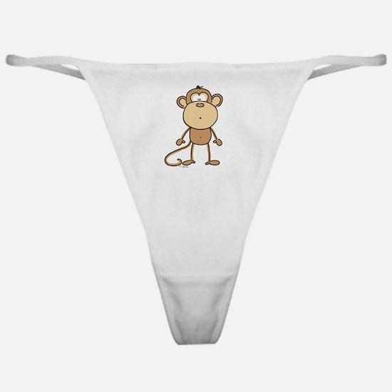 Oooh Monkey Classic Thong