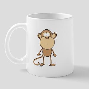 Oooh Monkey Mug