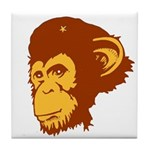 Official Monkey Day revolution Tile Coas