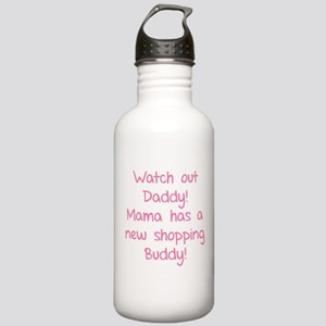 Watch Out Daddy! Stainless Water Bottle 1.0L