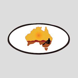 Australia Aboriginal Patches