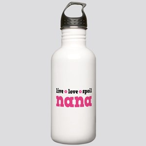 Live Love Spoil Nana Stainless Water Bottle 1.0L
