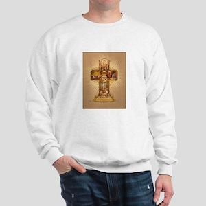 Easter Cross Sweatshirt