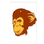 Official Monkey Day revoluPostcards (Pac