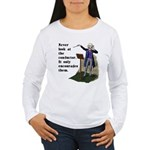 Conductor Women's Long Sleeve T-Shirt