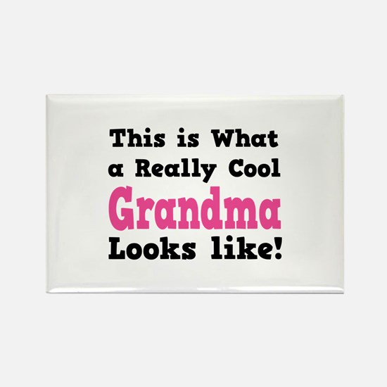 This is what a really cool grandma looks like! Rec