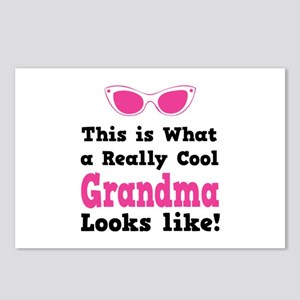 This is what a really cool grandma looks like! Pos