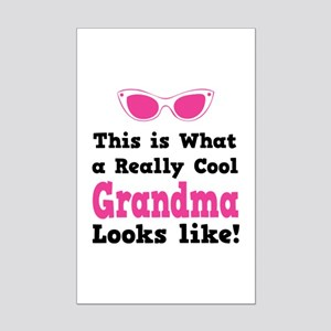 This is what a really cool grandma looks like! Min
