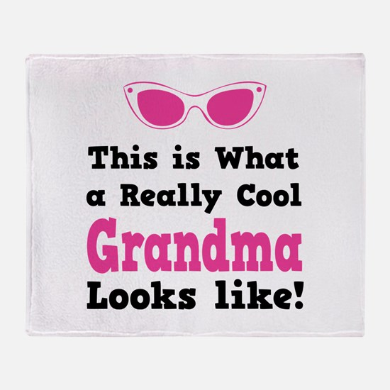 This is what a really cool grandma looks like! Sta