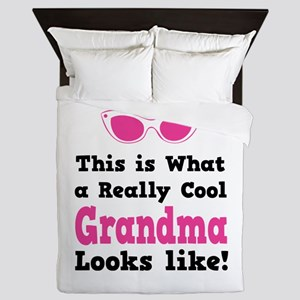 This is what a really cool grandma looks like! Que