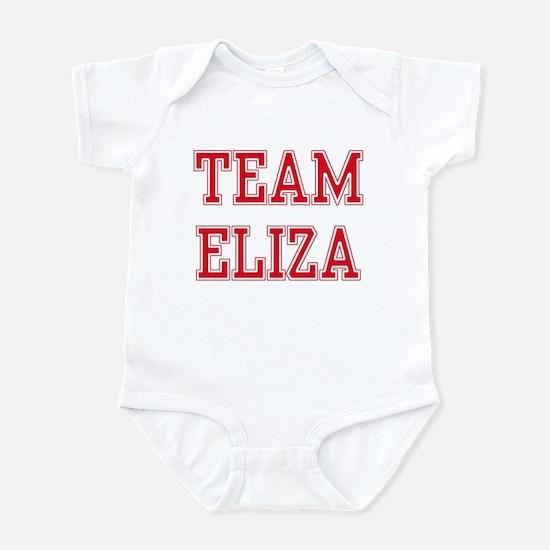 TEAM ELIZA  Infant Bodysuit