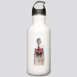 Shes Pimpin It Water Bottle