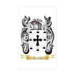 Carullo Sticker (Rectangle 10 pk)