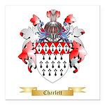 Charlett Square Car Magnet 3