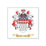 Charlett Square Sticker 3