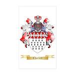 Charlett Sticker (Rectangle 50 pk)