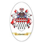 Charlett Sticker (Oval)