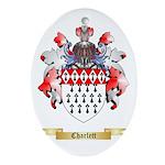 Charlett Ornament (Oval)