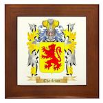 Charleton Framed Tile