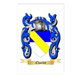 Charlet Postcards (Package of 8)