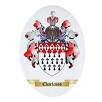 Charleson Ornament (Oval)