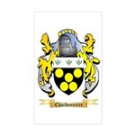 Chardonniere Sticker (Rectangle)