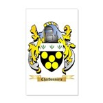 Chardonniere 20x12 Wall Decal