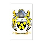 Chardonniere 35x21 Wall Decal
