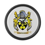 Chardonniere Large Wall Clock
