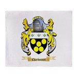 Chardonnet Throw Blanket