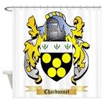 Chardonnet Shower Curtain
