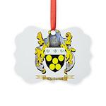 Chardonnet Picture Ornament