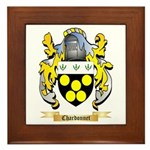 Chardonnet Framed Tile