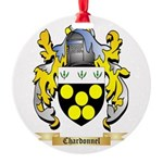 Chardonnel Round Ornament