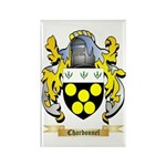 Chardonnel Rectangle Magnet (100 pack)