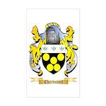 Chardonnel Sticker (Rectangle)