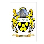 Chardonnel Postcards (Package of 8)