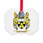 Chardonnel Picture Ornament