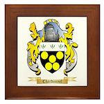 Chardonnel Framed Tile