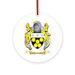 Chardonnel Ornament (Round)