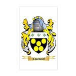 Chardonel Sticker (Rectangle)