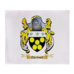 Chardonel Throw Blanket