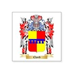 Chard Square Sticker 3