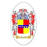 Chard Sticker (Oval 50 pk)