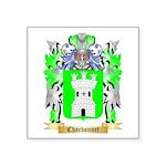 Charbonnet Square Sticker 3