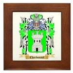 Charbonnet Framed Tile